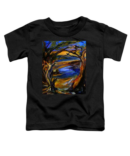 Island Waters St. Kitts Toddler T-Shirt