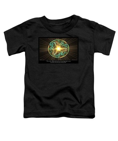It Is Written Toddler T-Shirt