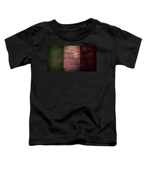 Italian Flag I Toddler T-Shirt