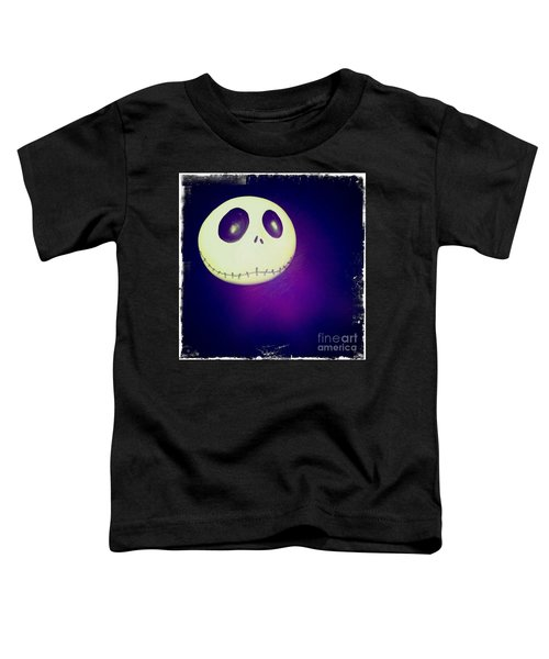 Jack Skellington Toddler T-Shirt