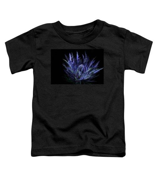 Jackpot Blue Thistle Toddler T-Shirt