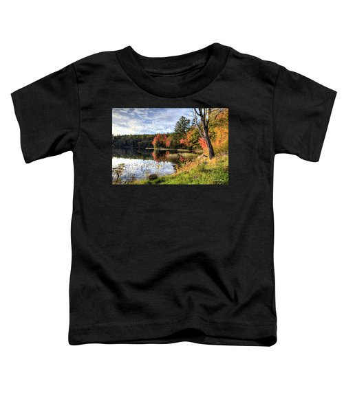 Jamie's Pond Toddler T-Shirt