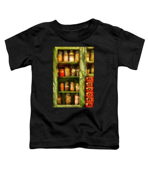 Jars - Ingredients II Toddler T-Shirt