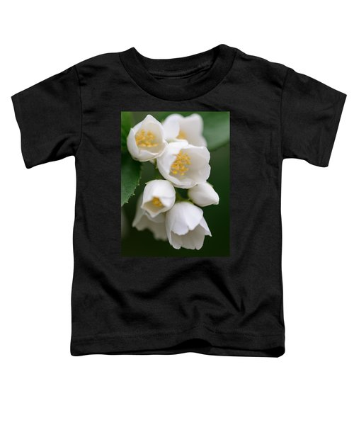 Jasmin Flowers Toddler T-Shirt
