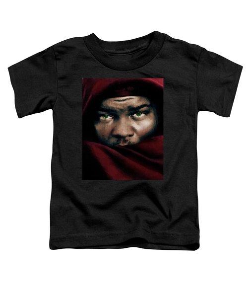 Jealous Othello Toddler T-Shirt