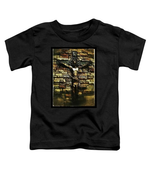 Jesus Coming Into View Toddler T-Shirt