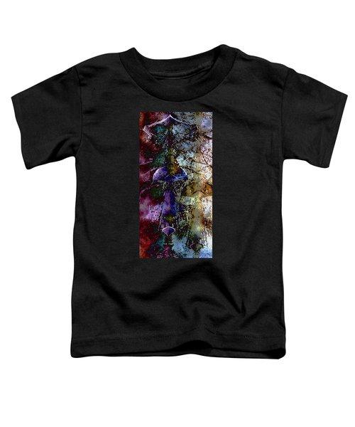 Jewel Tones Toddler T-Shirt