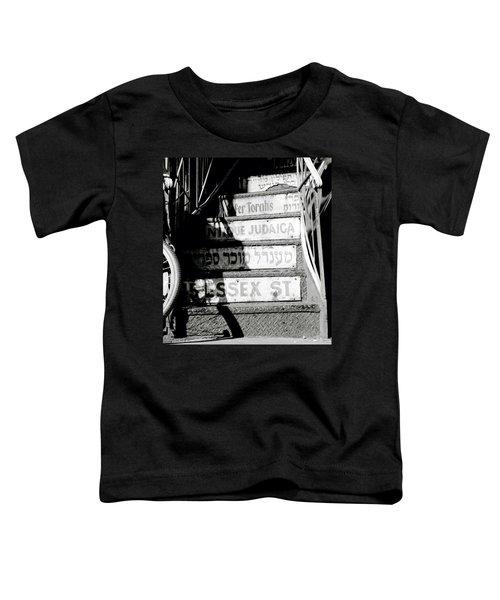 Jewish New York Toddler T-Shirt