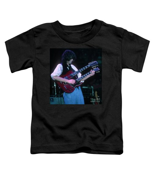 Jimmy Page 1983 Toddler T-Shirt