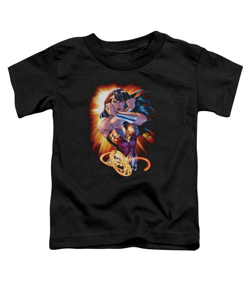 Jla - Wonder Rays Toddler T-Shirt