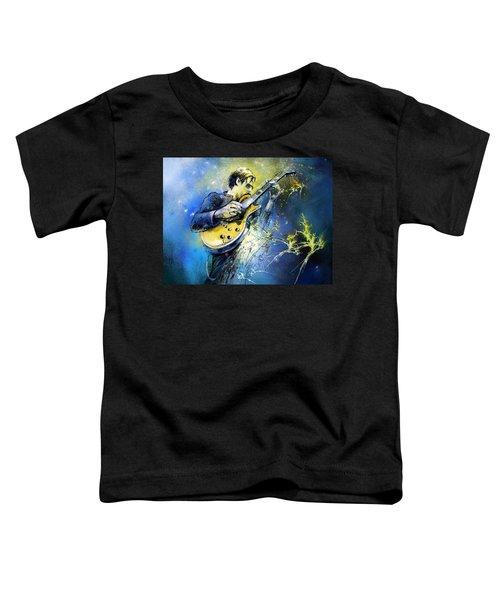 Joe Bonamassa 01 Toddler T-Shirt
