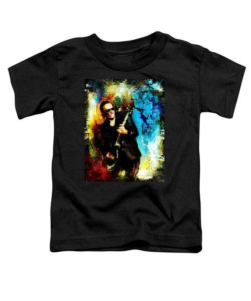 Joe Bonamassa Madness Toddler T-Shirt