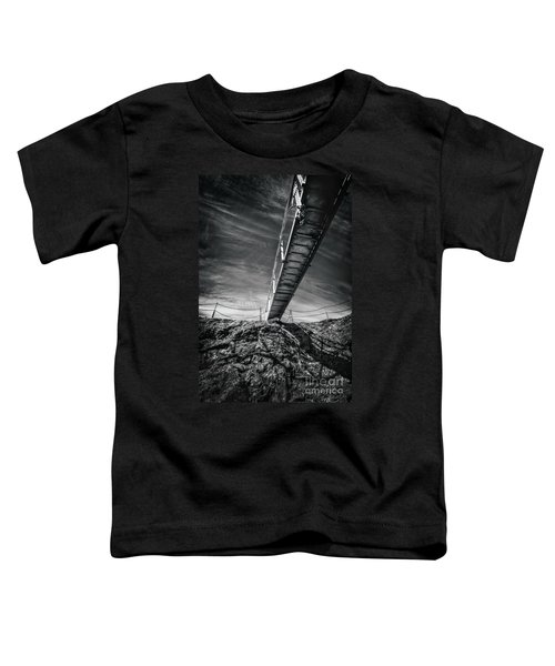Journey To The Centre Of The Earth Toddler T-Shirt