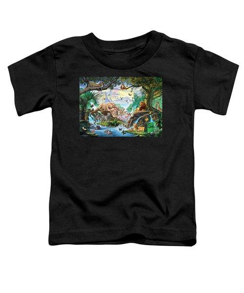 Jungle Five Toddler T-Shirt