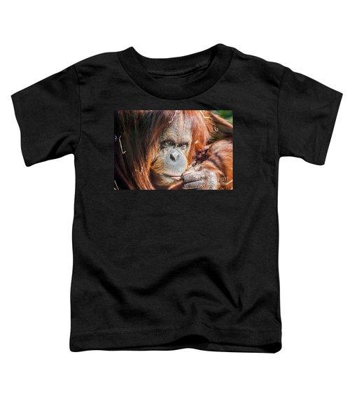 Just Thinking Toddler T-Shirt