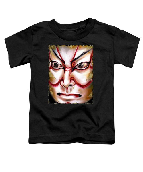 Kabuki One Toddler T-Shirt