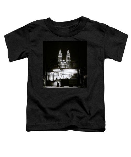 Kampung Baru Night Toddler T-Shirt