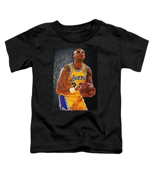 Kareem Abdul-jabbar Toddler T-Shirt