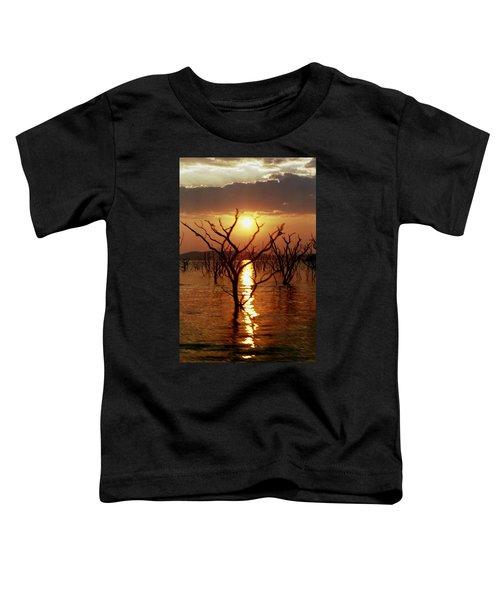 Kariba Sunset Toddler T-Shirt