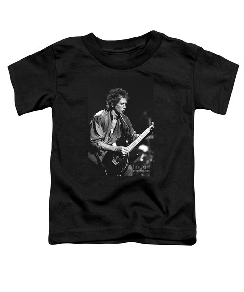 Keith Richards Toddler T-Shirt
