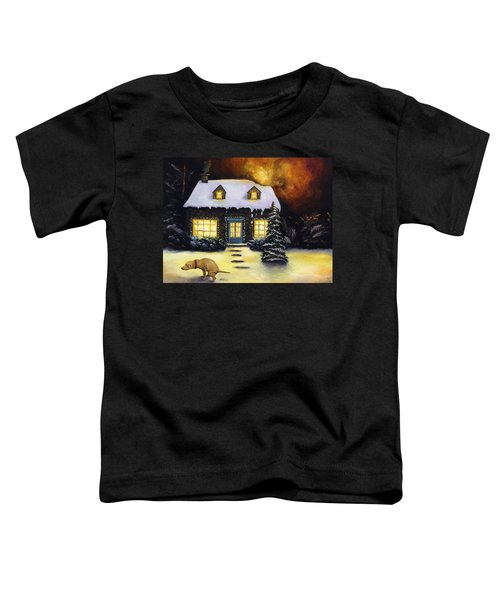 Kinkade's Worst Nightmare Toddler T-Shirt
