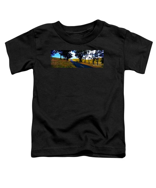 Kohala Mountain Road  Big Island Hawaii  Toddler T-Shirt