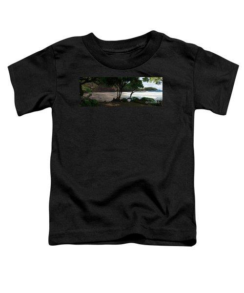 Koki Beach Hana Maui Hawaii Toddler T-Shirt by Sharon Mau