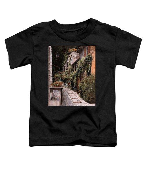 La Fontanella Toddler T-Shirt