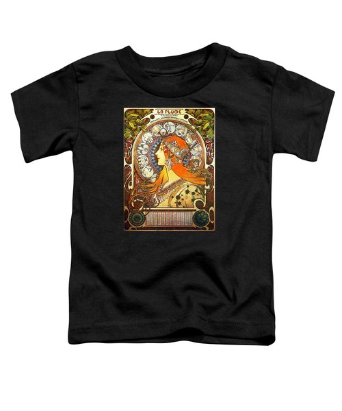 La Plume Zodiac Toddler T-Shirt