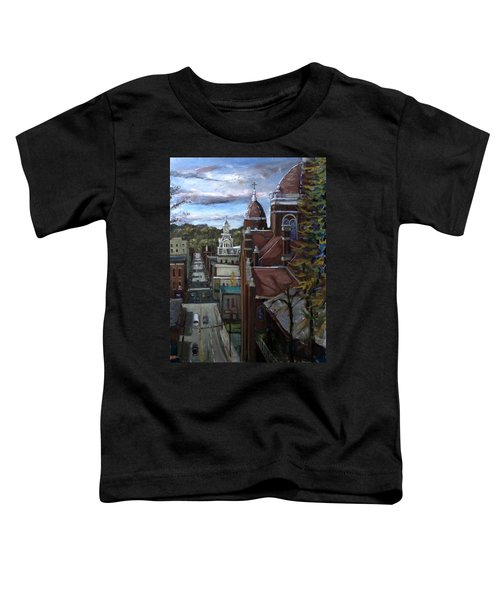 La025 Toddler T-Shirt