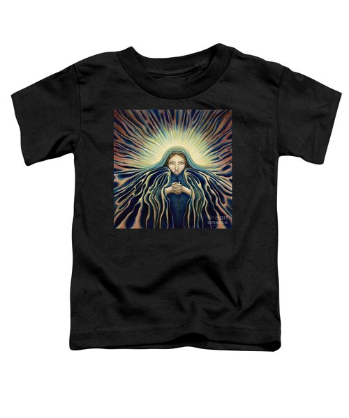 Lady Of Light Toddler T-Shirt