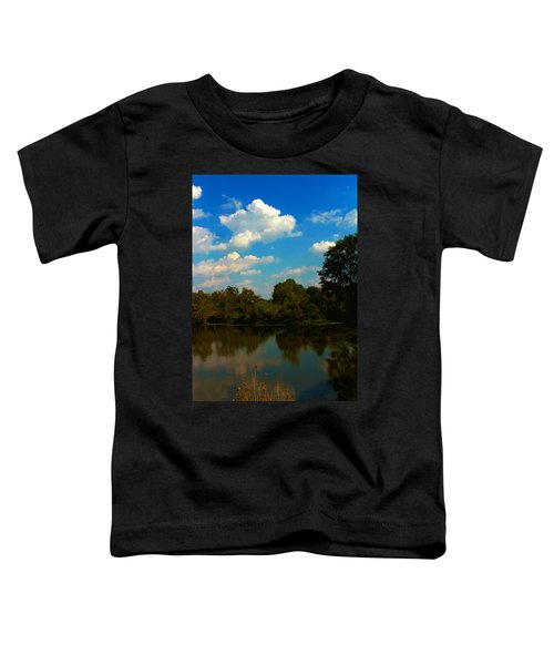 Lake Reflections Toddler T-Shirt