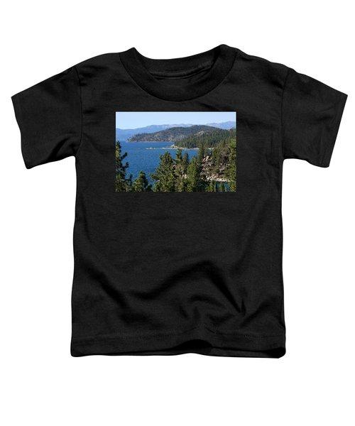 Lake Tahoe Nevada Toddler T-Shirt
