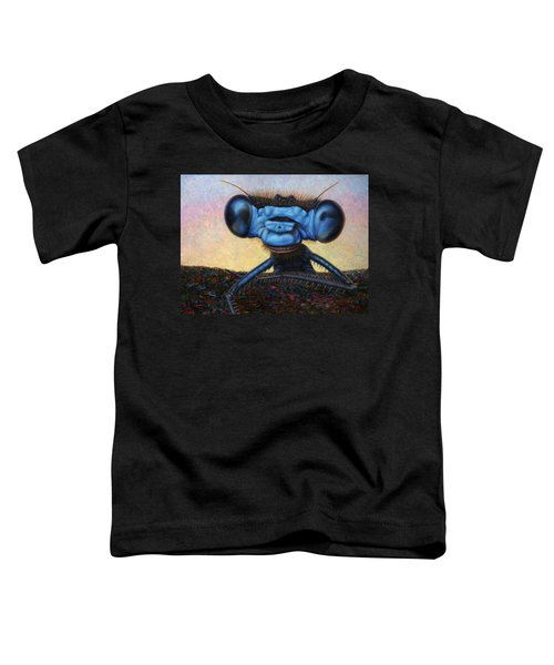 Large Damselfly Toddler T-Shirt