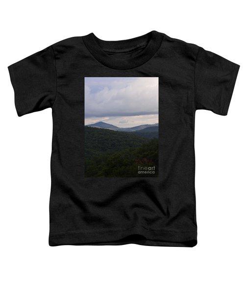 Laurel Fork Overlook 1 Toddler T-Shirt