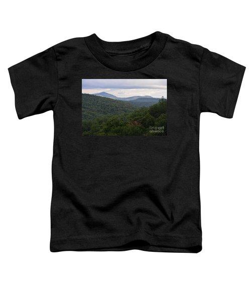 Laurel Fork Overlook II Toddler T-Shirt