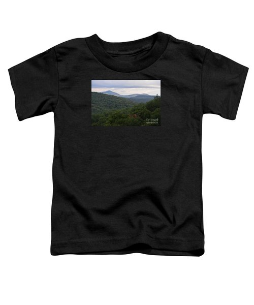 Laurel Fork Overlook II Toddler T-Shirt