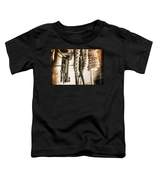Law And Order Toddler T-Shirt