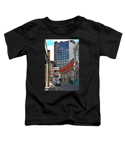 Layers Of London Toddler T-Shirt
