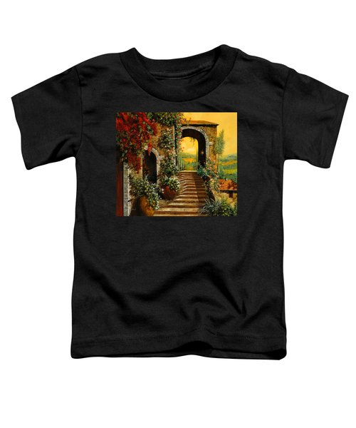 Le Scale   Toddler T-Shirt