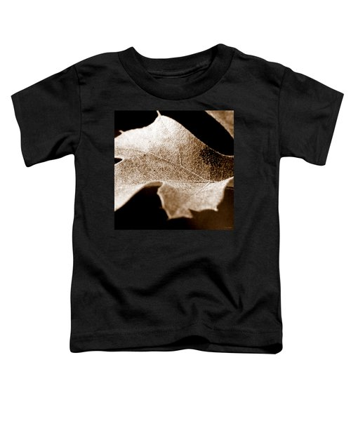Leaf Collage 1 Toddler T-Shirt