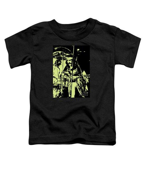 Led Zeppelin No.05 Toddler T-Shirt by Caio Caldas