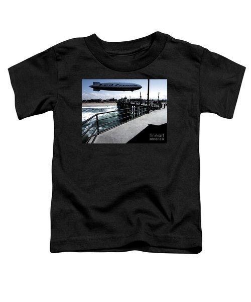 Led Zeppelin - The Beach Toddler T-Shirt