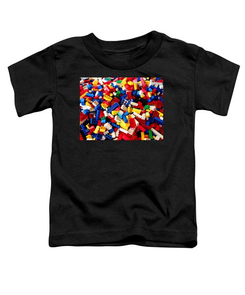 Lego - From 4 To 99 Toddler T-Shirt