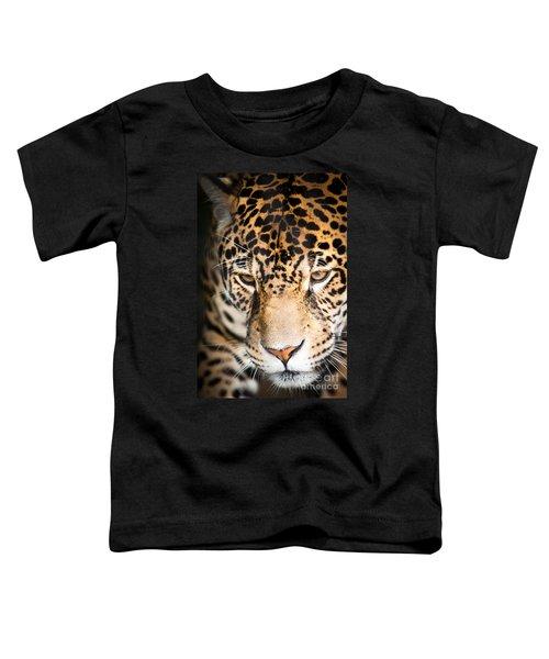 Leopard Resting Toddler T-Shirt