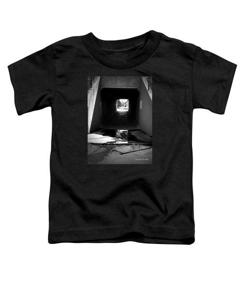 Lethbridge Underpass Toddler T-Shirt