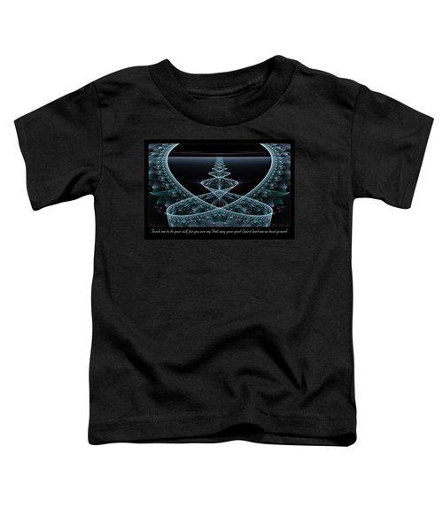 Level Ground Toddler T-Shirt