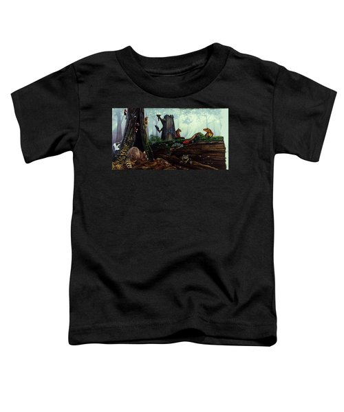 Life In A Dead Tree Toddler T-Shirt