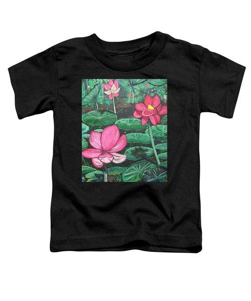 Lillies Toddler T-Shirt
