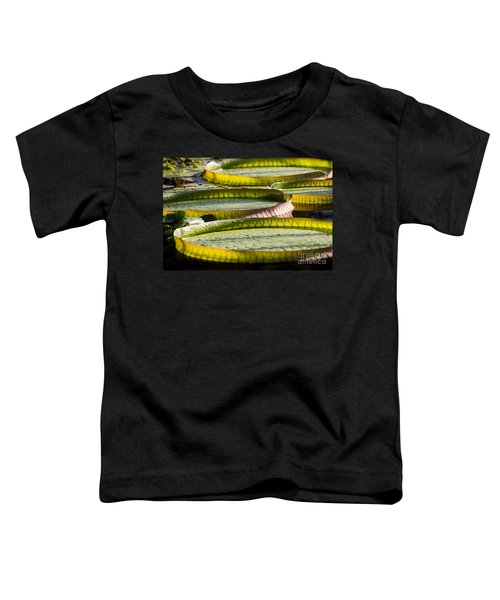 Lilly Pads Toddler T-Shirt